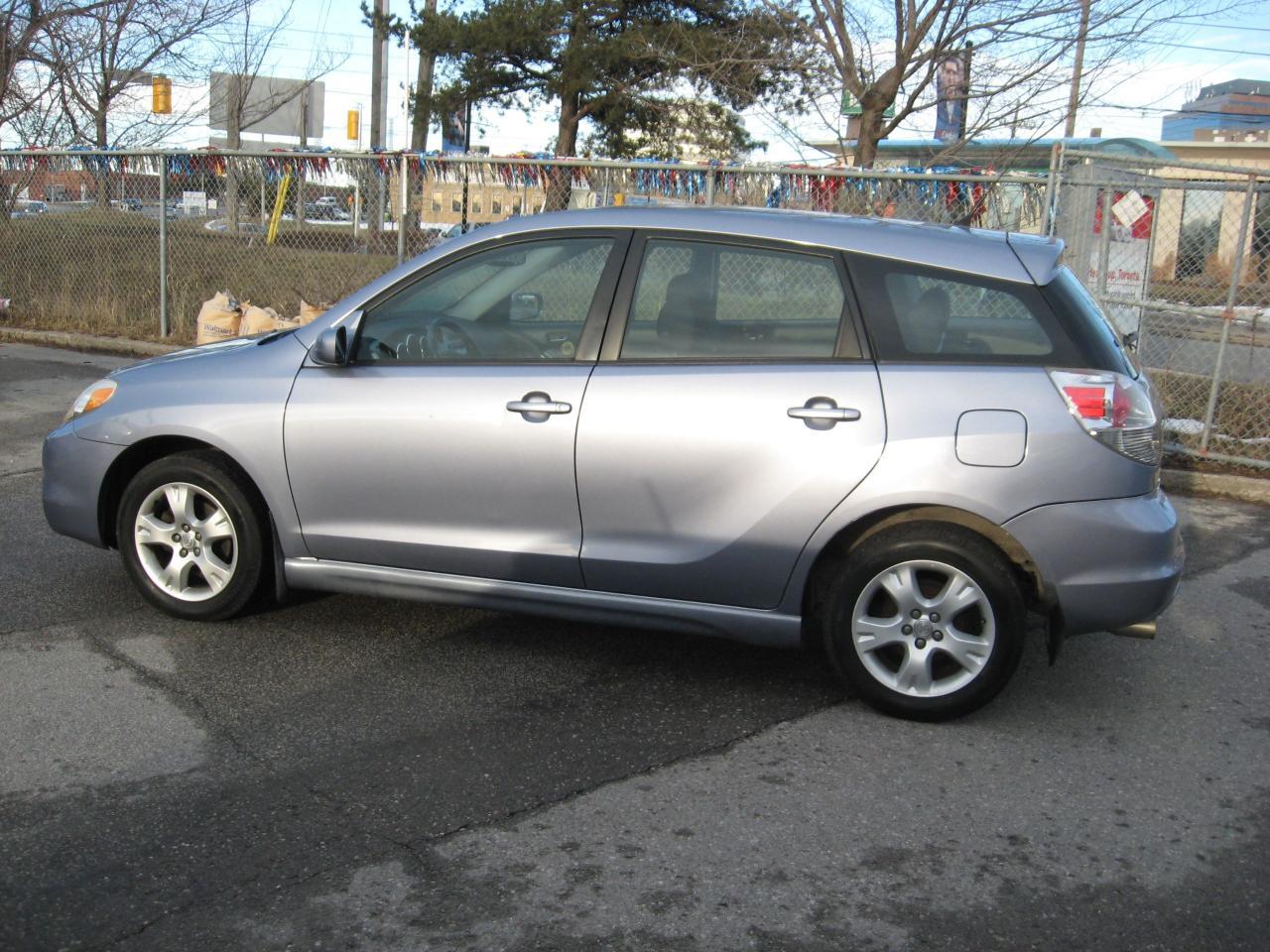 2006 Toyota Matrix