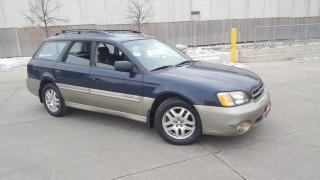 Used 2002 Subaru Outback Outback w/All Weather Pkg for sale in Toronto, ON