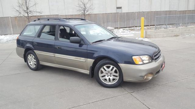 2002 Subaru Outback AWD, Low KM, Auto, 3/Y warranty available