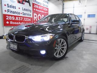 Used 2016 BMW 3 Series AUTO 320i xDrive AWD LOW KM NO ACCIDENT 1 OWNER for sale in Oakville, ON