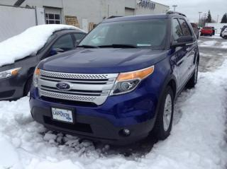 Used 2014 Ford Explorer 4 RM, 4 portes XLT for sale in Montréal, QC