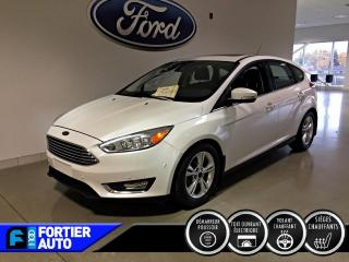 Used 2016 Ford Focus Hayon 5 portes Titane for sale in Montréal, QC