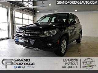 Used 2013 Volkswagen Tiguan Trendline 4Motion Automatique for sale in Rivière-Du-Loup, QC