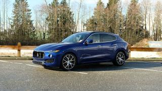 Used 2018 Maserati Levante S GRANSPORT for sale in Langley, BC