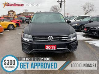 Used 2019 Volkswagen Tiguan for sale in London, ON