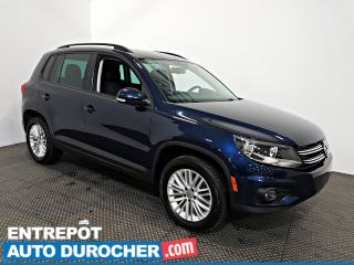 Used 2016 Volkswagen Tiguan Special Edition AWD Automatique - AIR CLIMATISÉ for sale in Laval, QC