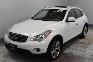 Used 2014 Infiniti QX50 Journey for sale in Kitchener, ON
