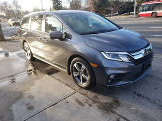 Used 2019 Honda Odyssey Auto for sale in Toronto, ON