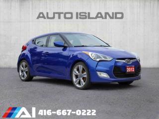 Used 2012 Hyundai Veloster 3DR CPE for sale in North York, ON