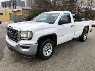 Used 2018 GMC Sierra 1500 Regular Cab Long Box 2WD for sale in Kitchener, ON