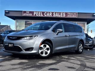 Used 2017 Chrysler Pacifica Touring-L Plus|CERTIFIED DVD|NAVI|ROOF|LEATHER|POWER DOORS| for sale in Mississauga, ON