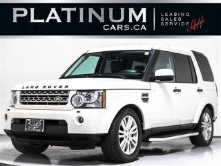 Used 2010 Land Rover LR4 LR4 HSE LUXURY, 7 PASSENGER, NAV, PANO, KEYLESS for sale in Toronto, ON