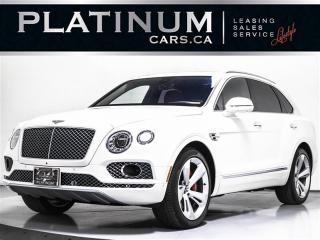 Used 2019 Bentley Bentayga 542 HP, NAV, 360 CAM, PANO, 22 INCH for sale in Toronto, ON