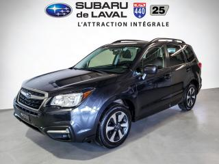 Used 2017 Subaru Forester TOURING for sale in Laval, QC