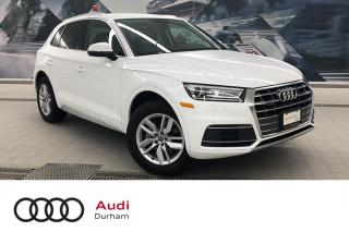 Used 2019 Audi Q5 2.0T Komfort + Rear Cam | Apple CarPlay | Leather for sale in Whitby, ON
