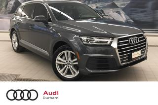 Used 2017 Audi Q7 3.0T Progressiv + S-Line | Nav | Rear Cam for sale in Whitby, ON