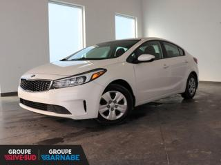 Used 2017 Kia Forte LX CLIMATISEUR for sale in St-Jean-Sur-Richelieu, QC