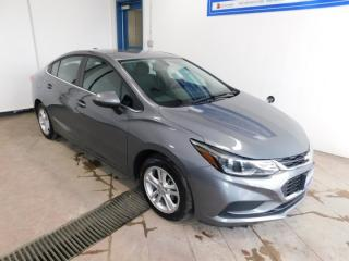 Used 2018 Chevrolet Cruze LT for sale in Listowel, ON