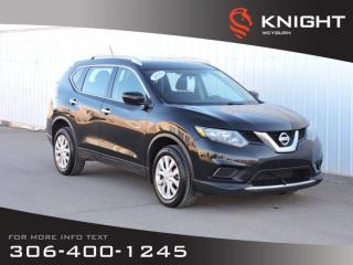 Used 2016 Nissan Rogue S AWD | Back-up Camera | Bluetooth/MP3/SiriusXM | Divide n' Hide Cargo System for sale in Weyburn, SK