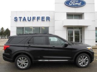 New 2020 Ford Explorer XLT for sale in Tillsonburg, ON