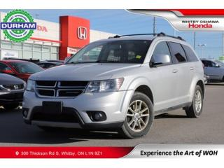 Used 2014 Dodge Journey FWD 4DR SXT for sale in Whitby, ON