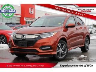 Used 2019 Honda HR-V Touring AWD CVT for sale in Whitby, ON