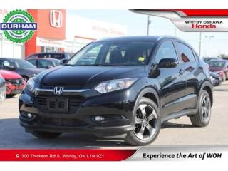 Used 2018 Honda HR-V w/Navigation for sale in Whitby, ON