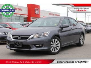 Used 2014 Honda Accord for sale in Whitby, ON