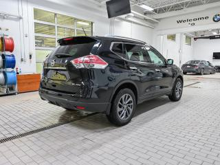 Used 2016 Nissan Rogue SV AWD CVT for sale in Edmonton, AB