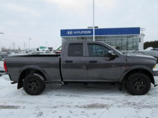 Used 2015 RAM 1500 Cabine quad 4RM, 140,5 po Outdoorsman for sale in Joliette, QC