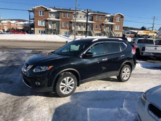 Used 2015 Nissan Rogue Nissan Rogue 2015 SV AWD toit-Camera de for sale in Longueuil, QC