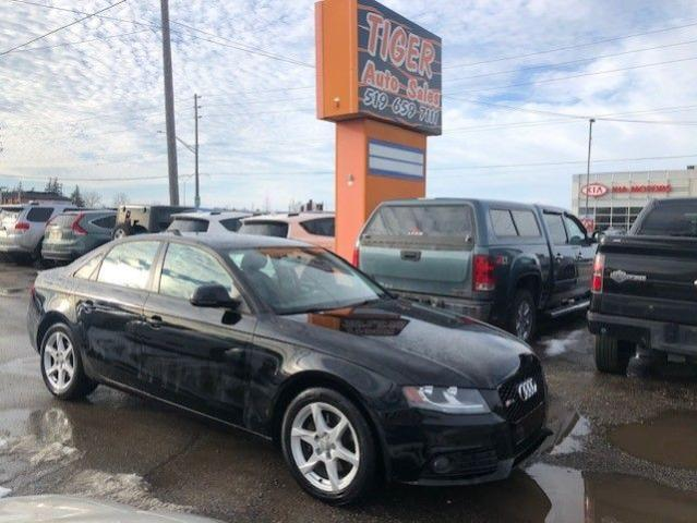 2009 Audi A4 2.0T**NEW TIRES/BRAKES**AUTO**ONLY 177KMS**CERT.