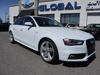Used 2016 Audi A4 2.0T Technik plus quattro 8sp Tiptronic for sale in Ottawa, ON