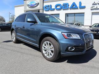 Used 2016 Audi Q5 2.0T Progressiv quattro 8sp Tiptronic for sale in Ottawa, ON
