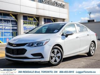 Used 2016 Chevrolet Cruze LS  -  Bluetooth for sale in Etobicoke, ON