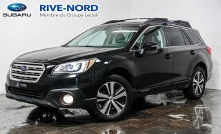 Used 2017 Subaru Outback 3.6R LIMITED ES. NAV+TOIT.OUVRANT+CAM.RECUL+MAGS for sale in Boisbriand, QC