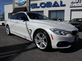 Used 2017 BMW 4 Series 430i xDrive Gran Coupe for sale in Ottawa, ON
