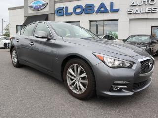 Used 2016 Infiniti Q50 3.0t AWD for sale in Ottawa, ON