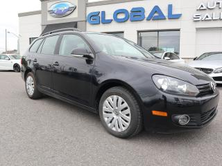 Used 2014 Volkswagen Golf Wagon 2.0 TDI Trendline DSG at w/ Tip for sale in Ottawa, ON
