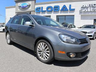 Used 2012 Volkswagen Golf Wagon 2.0 TDI Highline DSG at w/ Tip for sale in Ottawa, ON