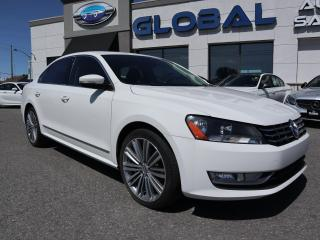 Used 2015 Volkswagen Passat SPORT Comfortline 2.0 TDI 6sp DSG at w/ Tip for sale in Ottawa, ON