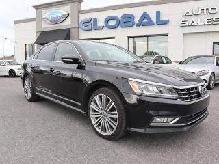 Used 2016 Volkswagen Passat Execline 3.6L 6sp DSG at w/Tip for sale in Ottawa, ON