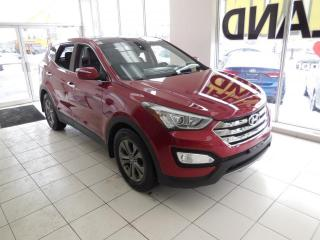 Used 2013 Hyundai Santa Fe 2,4L LUXURY AUTO TRACTION INTÉGRALE CUIR for sale in Dorval, QC