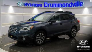 Used 2015 Subaru Outback .6R LIMITED+ GARANTIE + NAVI + T for sale in Drummondville, QC