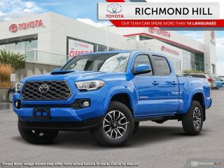 New 2020 Toyota Tacoma TRD Sport Premium  - $144.13 /Wk for sale in Richmond Hill, ON