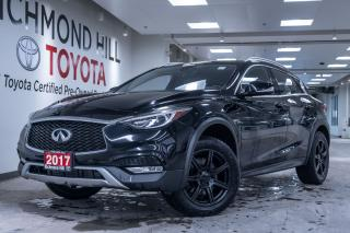Used 2017 Infiniti QX30 2.0T - All Wheel Drive for sale in Richmond Hill, ON