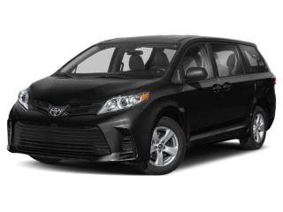 New 2020 Toyota Sienna LE 8-Passenger  - Heated Seats - $148.69 /Wk for sale in Richmond Hill, ON
