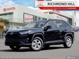 New 2020 Toyota RAV4 XLE AWD  - XLE Premium - $125.30 /Wk for sale in Richmond Hill, ON