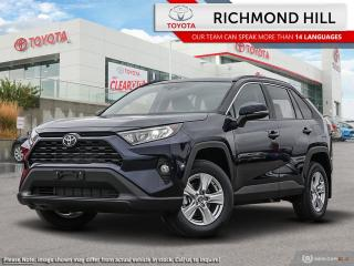 New 2020 Toyota RAV4 XLE AWD  - Sunroof - $116.06 /Wk for sale in Richmond Hill, ON