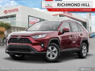 New 2020 Toyota RAV4 XLE  - Sunroof - $109.97 /Wk for sale in Richmond Hill, ON